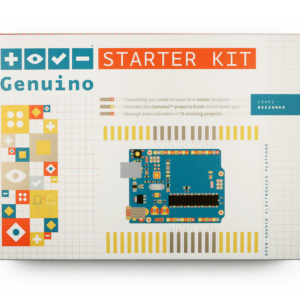Genuino Starter Kit Box