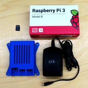 Kodi Raspberry Pi 3 kit